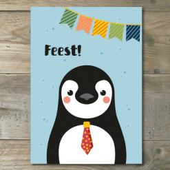 Uitnodiging Pinguin