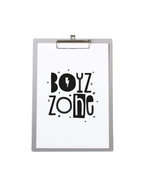 Boyz zone poster
