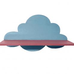 Wolkenwandplank