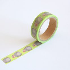 washi tape indianen egel