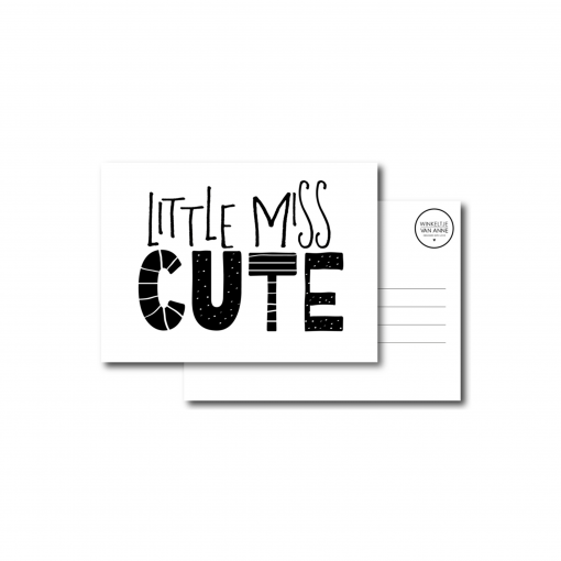 Little Miss Cute