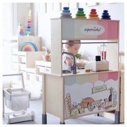 keukensticker - ikea keukentje - stickers om te spelen