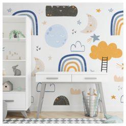 Behang - Kinderkamer - Decoratie - Kids Ware