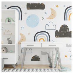 Behang - Kinderkamer - Decoratie - Kids Ware