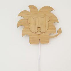 Wandlamp Leeuw