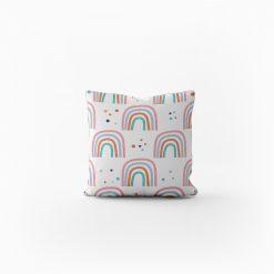 Sierkussen - Rainbow - Kleurrijk - Kinderkamer - Decoratie - Kids Ware