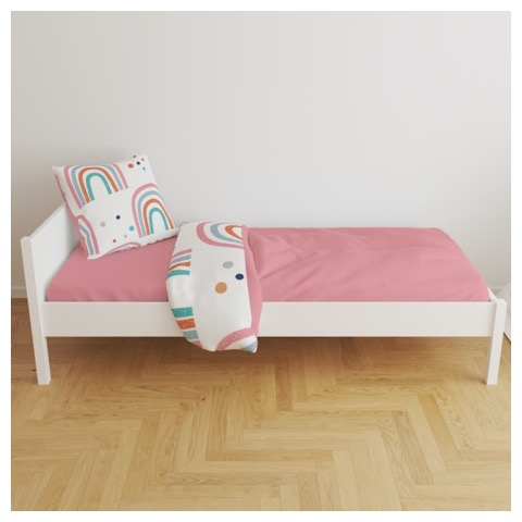 dekbedovertrek - Rainbow collectie - Beddengoed - Kids Ware