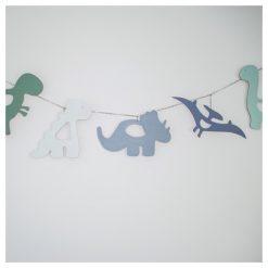Muurslinger - Houten slinger - Decoratie - Kinderkamer - Hou van Hout - Kids Ware
