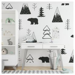 Behang kinderkamer - Pijlen - Kleurrijk - Decoratie - Kids Ware