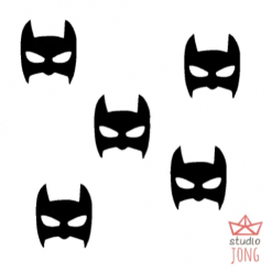 Muurstickers Batman