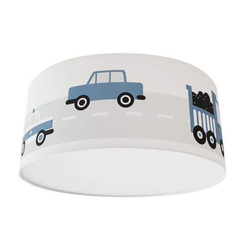 Plafondlamp voertuigen Jeansblauw