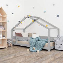 Kinderkamer met huisbed Lucky