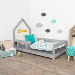 Kinderkamer met huisbed Poppy