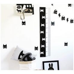 Kinderkamer met lengteposter superhelden