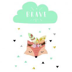 Poster Brave - Vos