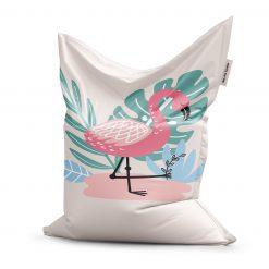 Zitzak Flamingo kinderkamer