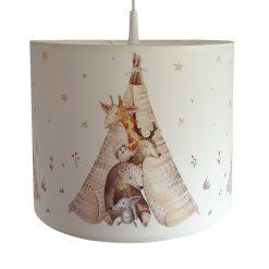 Hanglamp Kinderkamer Tipi