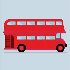 Poster set Londen